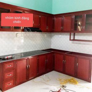 dịch vụ làm tủ bếp nhôm tại quận phú nhuận